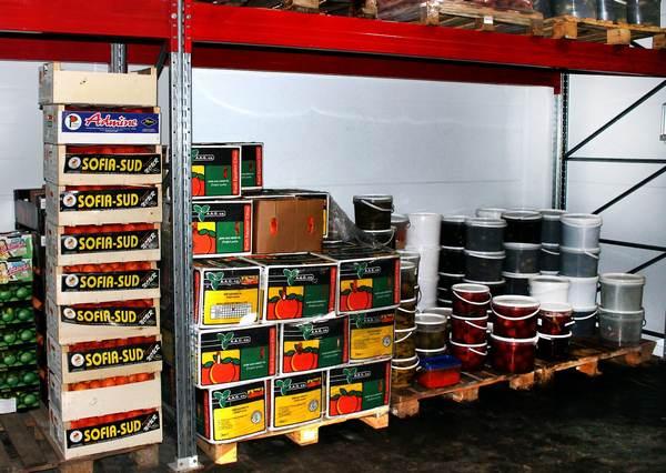 Кладовая для хранения товаров