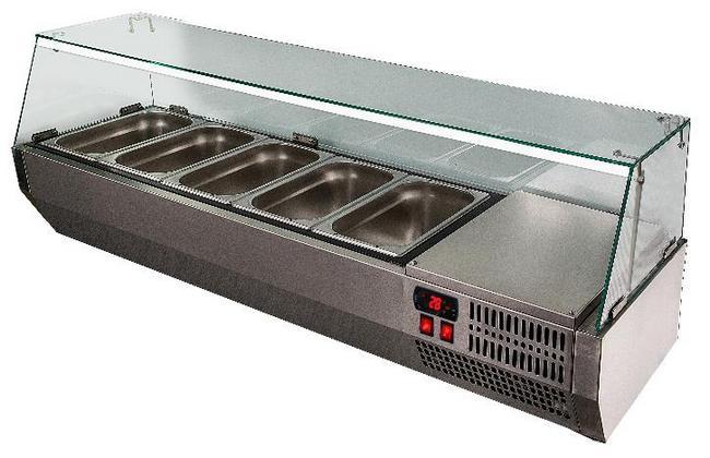 Холодильная ванна для скоропортящихся продуктов